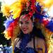 desfile ecuatoriano NYC - hermosa traje folclorico ecuatoriano