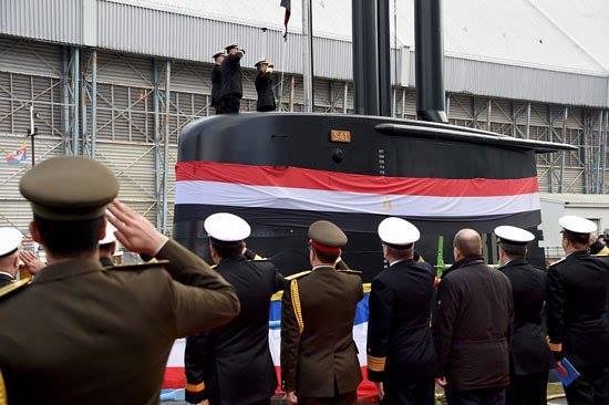مصر تتسلم غواصة طراز «1400/209» من ألمانيا غدًا 31228346710_d819781dd3_b