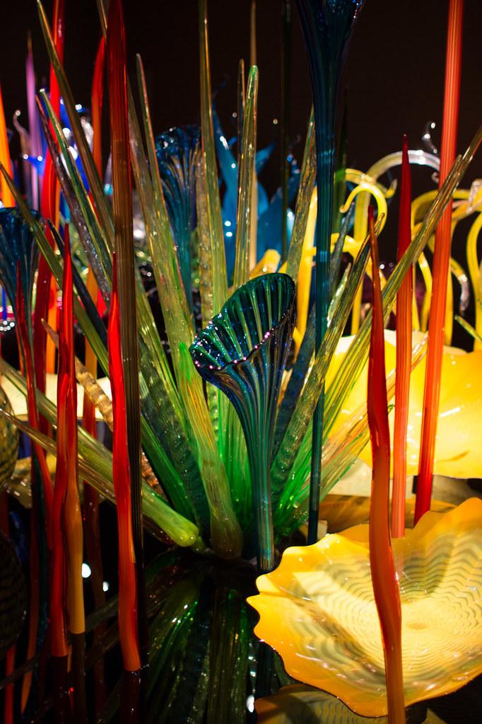 Mille Fiori exhibit