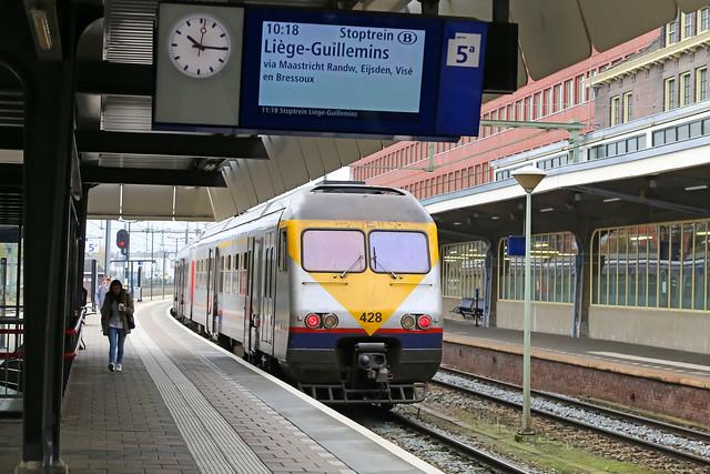 Station Maastricht - Maastricht (Netherlands)