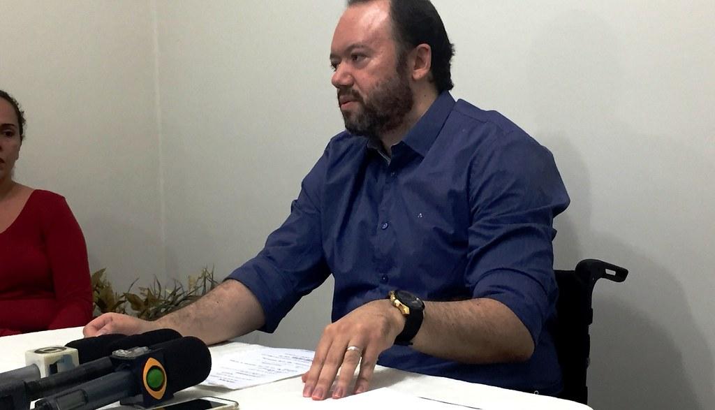 Governo Helder nomeia, mas médico diz que não assumirá cargo de chefia na Sespa, Edson Ferreira Filho