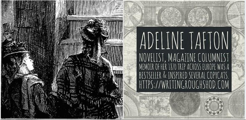 ADELINE TAFTON #100travelHERS