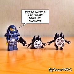 #LEGO_Galaxy_Patrol #LEGO #Mixels #Nixels #Minions @lego_group @lego @bricknetwork @brickcentral