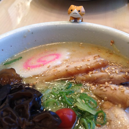 ramen with friends