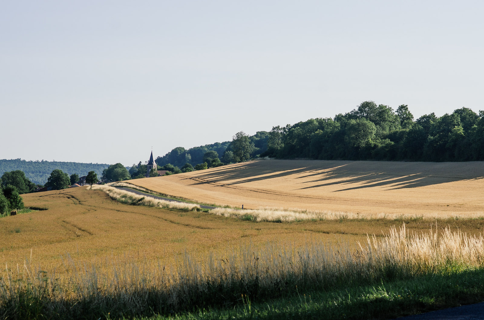 Tourisme rural dans le Meuse - Canicule, confiture et agriculture