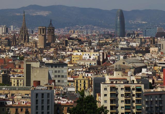 Barcelona POV Montjuic (2015)