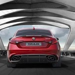 New Giulia launch