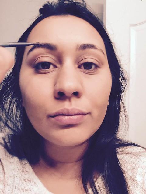 Eyebrow Application