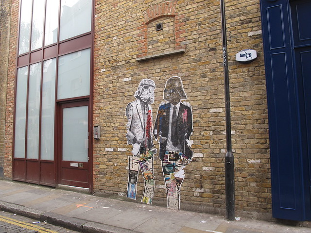 monday, london
