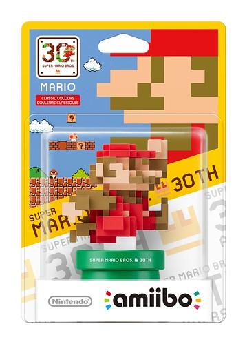 Classic Colours Mario amiibo  Packshot