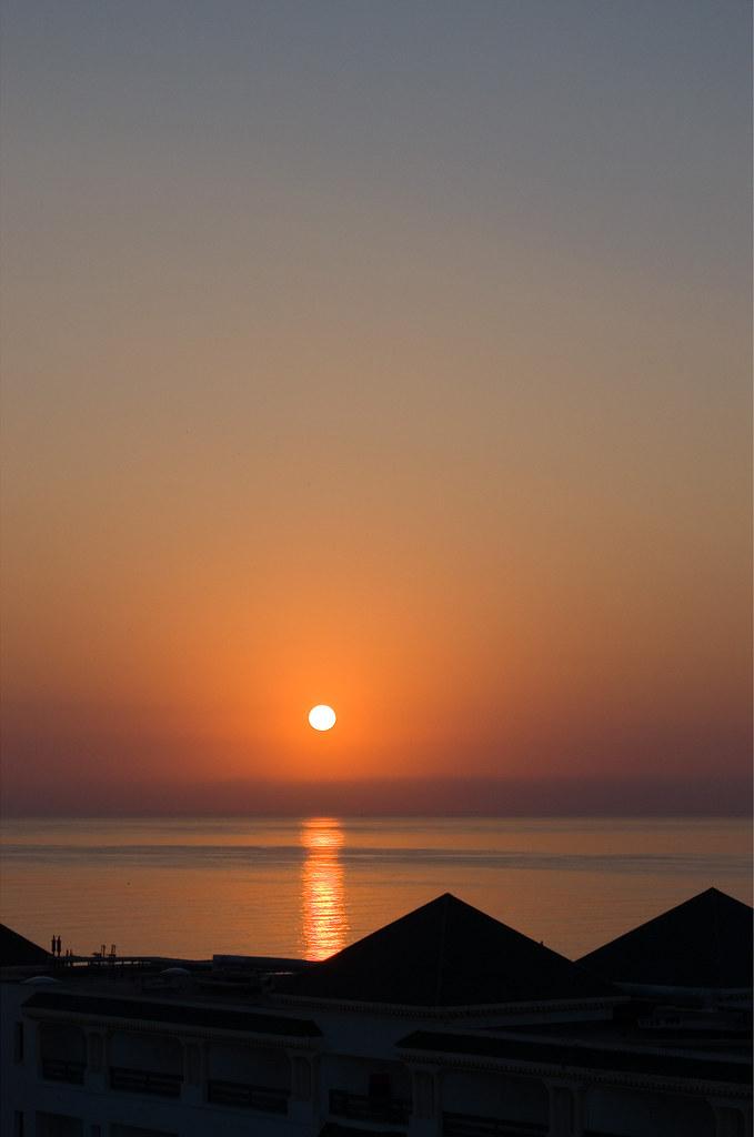 Tunisian Sunrise