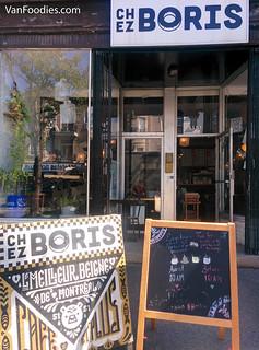 Chez Boris, Montreal