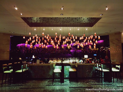 The Marriott Hotel - The Lobby Lounge (4)