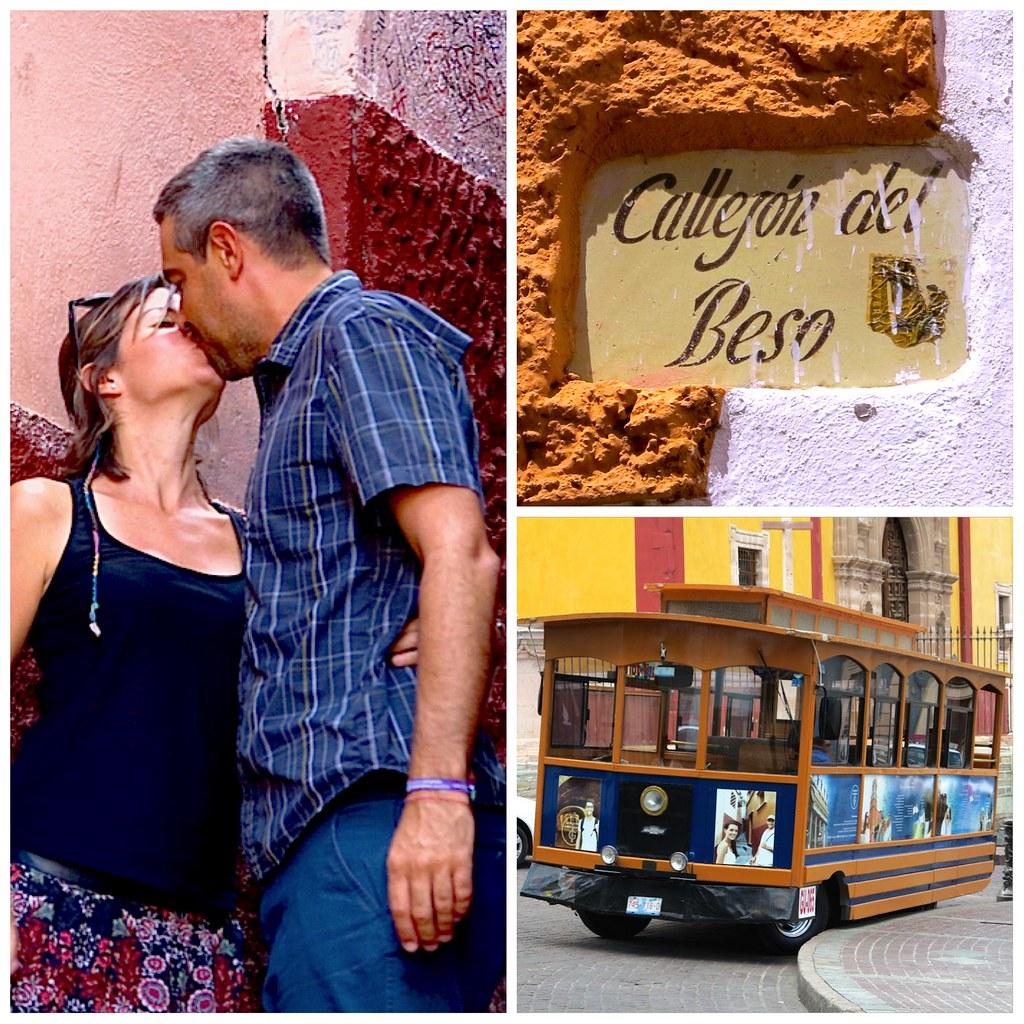 Callejón del Beso Guanajuato