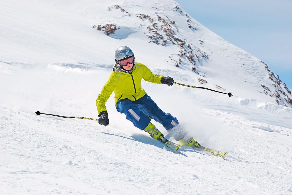 World Ski Test 2014/15 - juniorské lyže