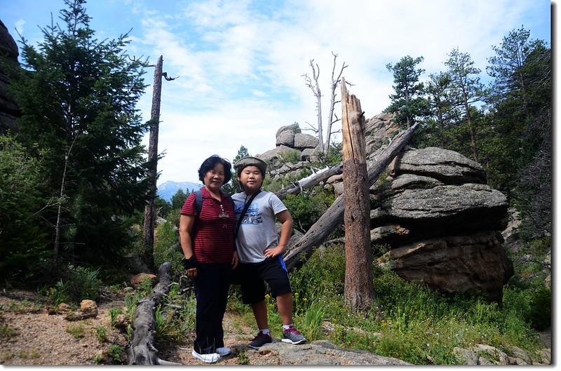 Lumpy Ridge Trail 2