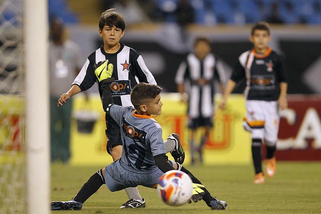 Botafogo x ABC