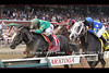 Honor Code, Liam's Map, and Tonalist in a thrilling Whitney finish at Saratoga on Saturday.