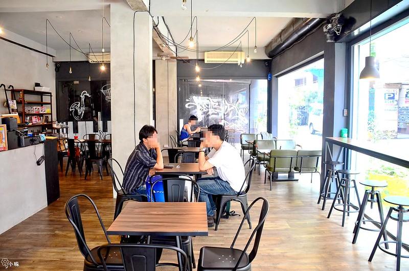 莫爾本布蕾斯咖啡廳板橋府中早午餐推薦不限時Melbourne Press  Cafe(1)