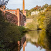 Masson Mills, Near Cromford, Derbyshire by Geraldine Curtis