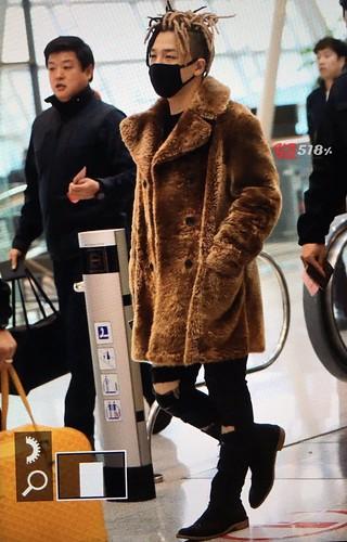 BIGBANG departure Seoul to Fukuoka 2016-12-09 (24)