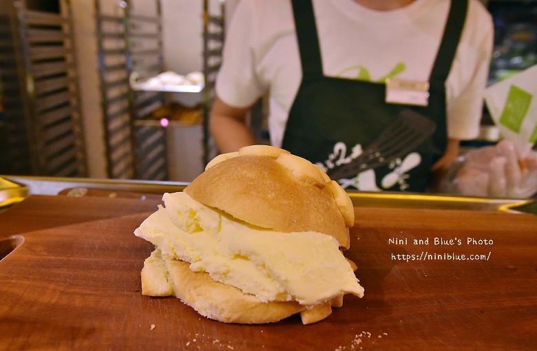 新光三越美食餐廳世界第二好吃波蘿麵包10