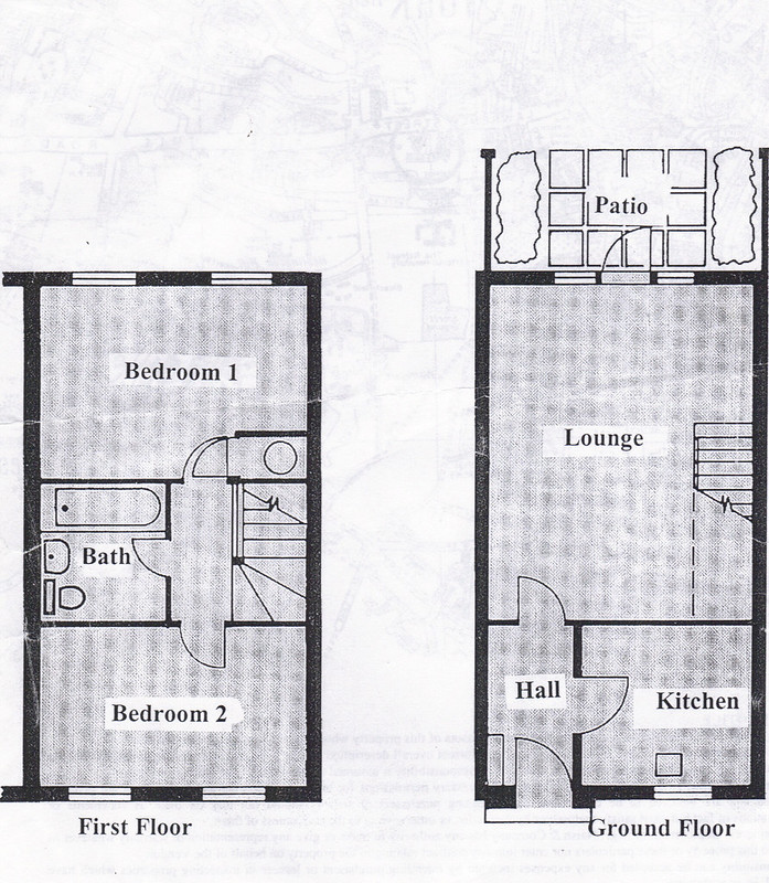 Floor plan Nicholas Gardens