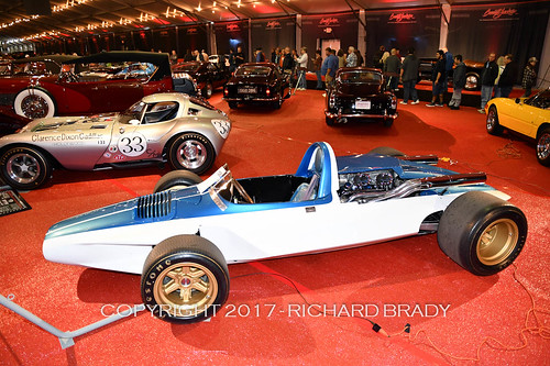 Here is the Zara Arkus-Dontov CERV-1 car that sold for $120,000