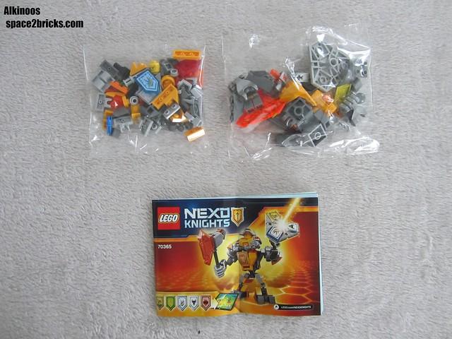 Lego Nexo Knights 70365 p3