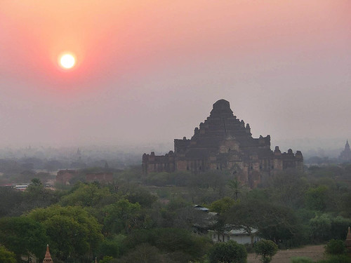 Myanmar: Bagan, jak ho neznáte