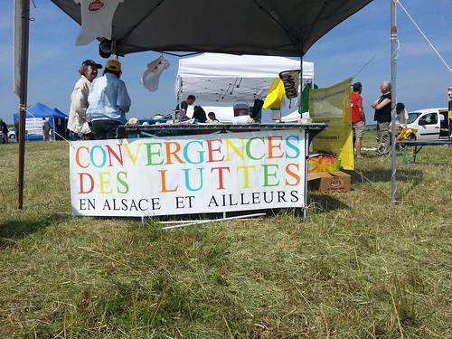 Convergence - 100 000 PAS à Bure, dimanche 7 juin 2015
