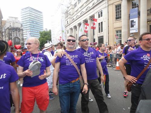 2015 London Pride