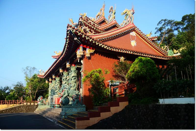 武陵山大修宮 1