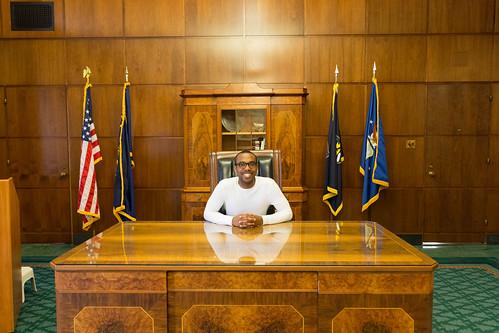 Oregon Governor Blackburn