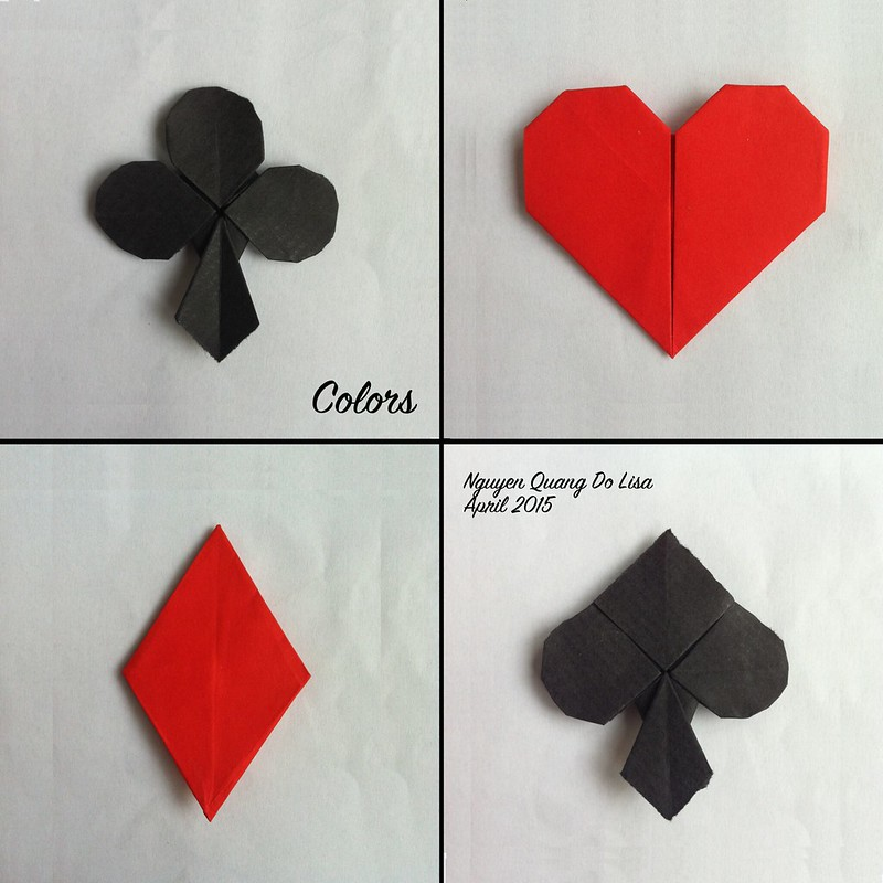 Origami Colors