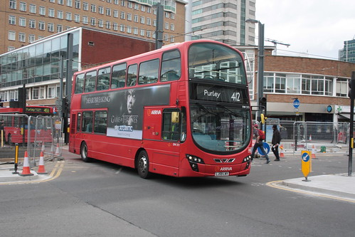 Arriva London South DW272 LJ59LWV