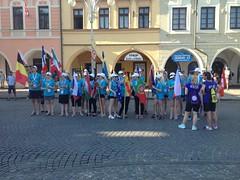 2015 Mattoni České Budějovice Half Marathon - Volunteers