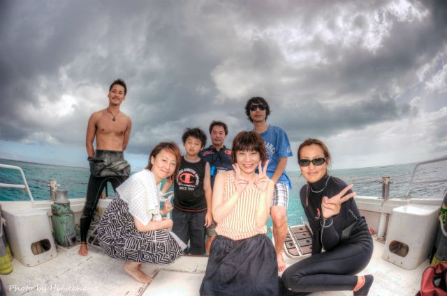 本日の集合写真♪ 2015/08/01