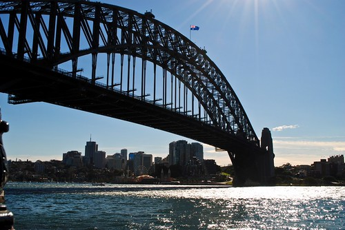 The Iconic Harbor Bridge
