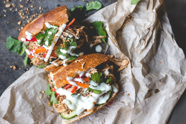 Win a Week's Worth of Banh Mi for Free. Whaam!
