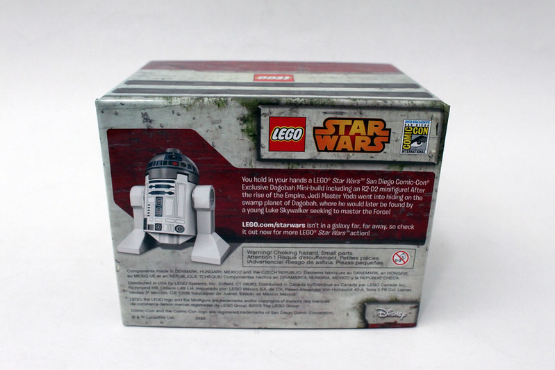 Review - LEGO Star Wars SDCC 2015 Dagobah Mini-Build από Brick Fan 19703784106_1c70625e18_c