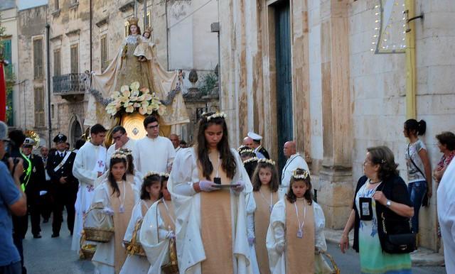 Rutigliano- Ecco il Fotoreportage della nostra amata Vergine del Carmelo (22)