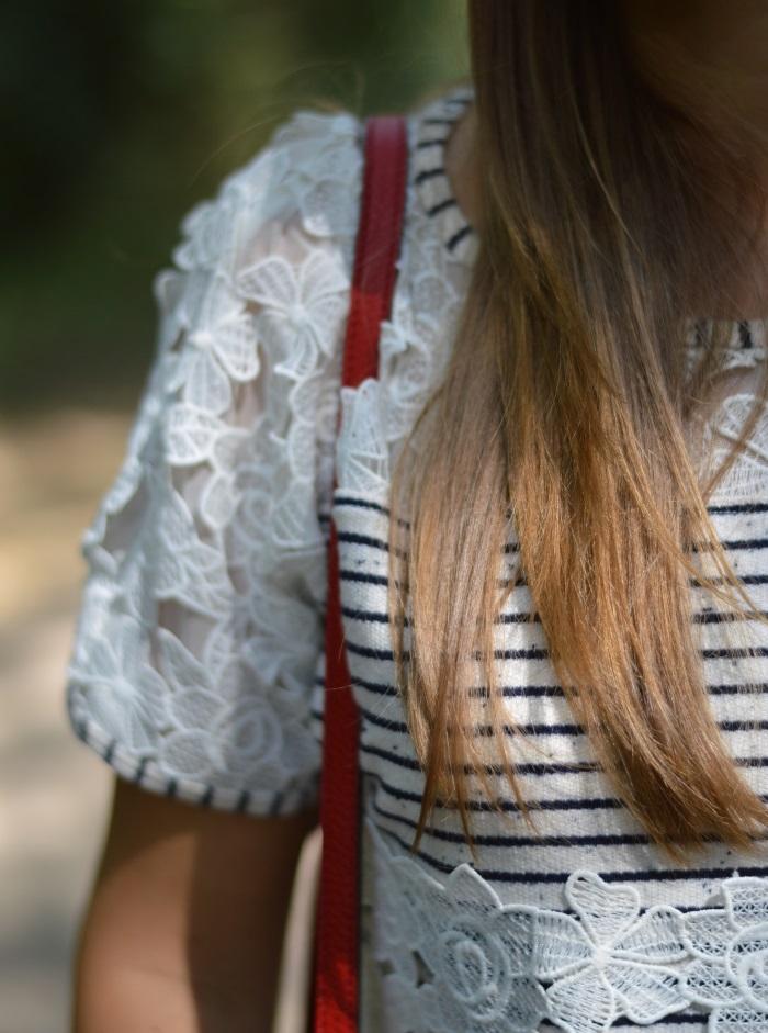 righe e pizzo, wildflower girl, fashion blog, estate (2)