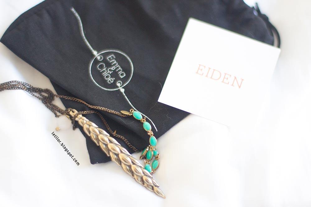 Eiden bijoux Emma & Chloe juin 2015