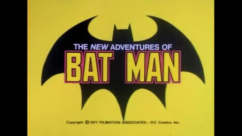 Batman, The New Adventures of (1977)