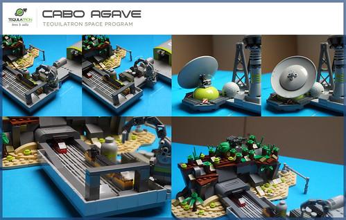 Cabo Agave - DA2 - Details