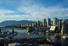 ...from the Granville Street Bridge by DTBの写真撮影
