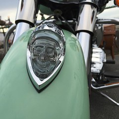 Indian motorcycle detail #Indian