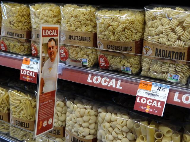 Local pasta