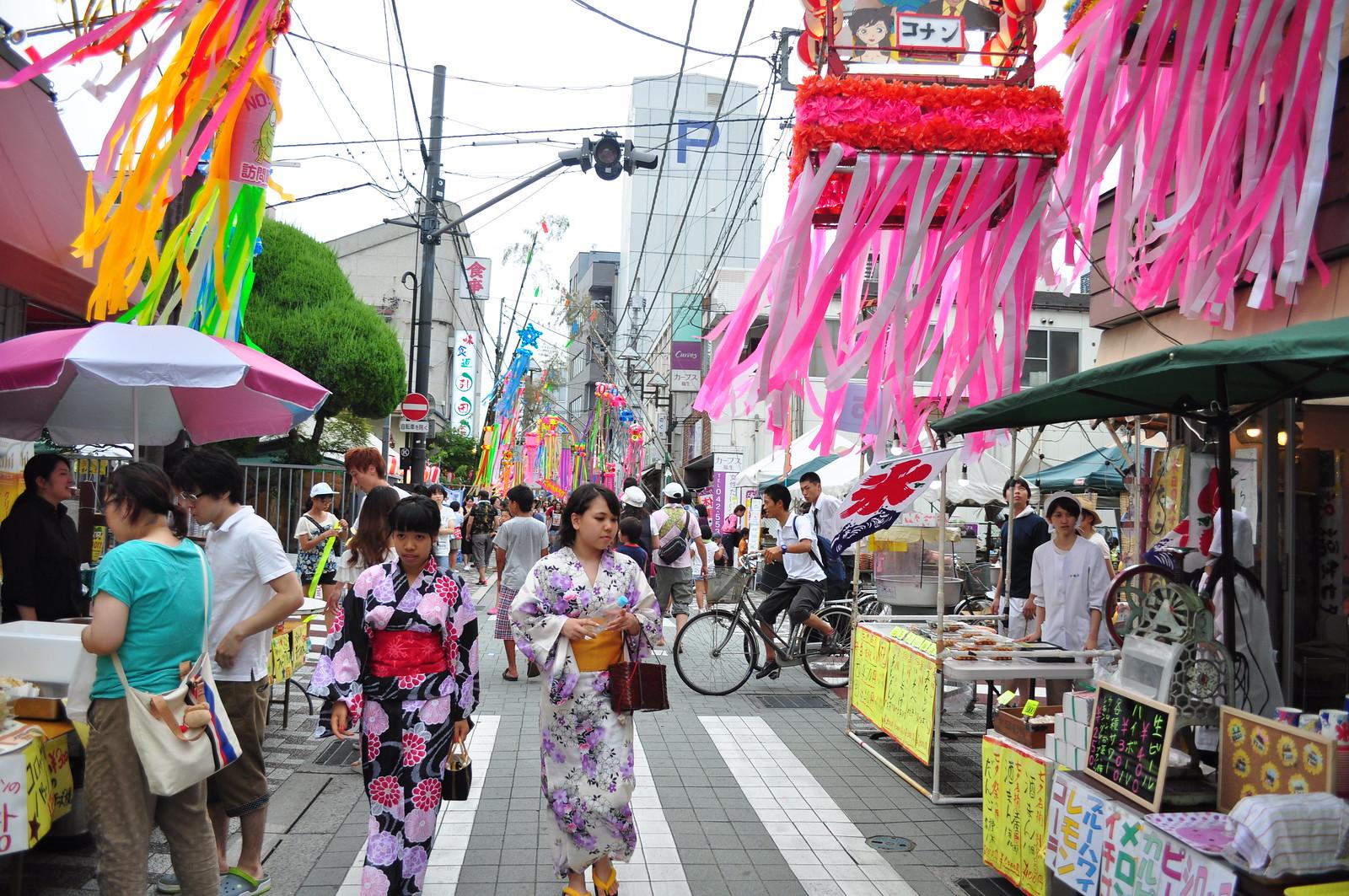 Fussa Tanabata 2015